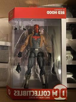 DC Essentials - Red Hood - NEW AND SEALED. Wrapped For Shipp