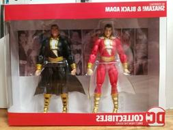 DC Collectibles Essentials Shazam and Black Adam 2 Pack New