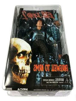 "Evil Dead 2 Farewell to Arms Ash 7"" action figure 25th Anniv"