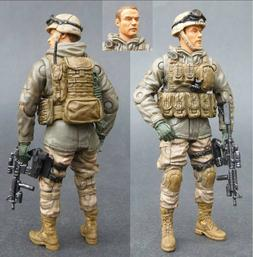 Exclusive BBI Elite Force 1:18 US Navy SEAL from MH-60 Night