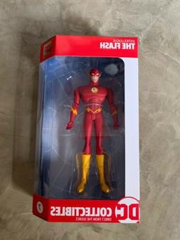exclusive limited edition justice league flash action