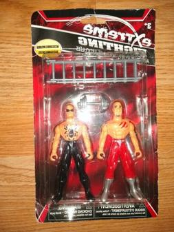 Extreme Fighting Action Figure Playset w/Accessories Factory