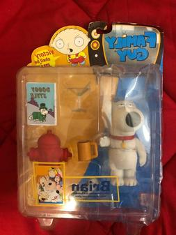 Family Guy Action Figure - Brian - Mezco - Sealed!