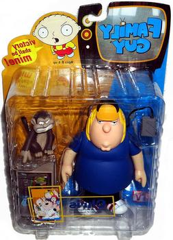 """Family Guy Chris Griffin Series 1 Action Figure 6"""" Scale MIB"""