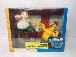 Family Guy Giant Chicken vs. Peter Action Figures by Mezco N