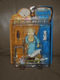 Family Guy Herbert Figure 2006 Convention Exclusive Mezco RA