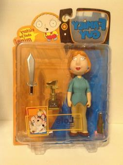 Family Guy Mezco Lois Action Figure Series 1 New