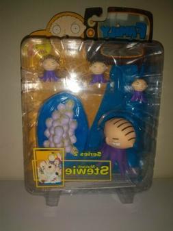 Family Guy Mutant Stewie Action Figure Series 2 MIB Mezco To