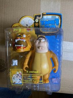 Family Guy Peter As Gary The No Trash Cougar Figure Series 5