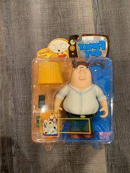 Mezco Family Guy Peter Griffin Series 1 Action Figure 2004 M