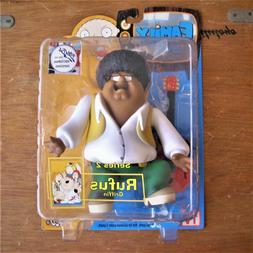 MEZCO FAMILY GUY SERIES 2 RUFUS GRIFFIN ACTION FIGURE BRAND
