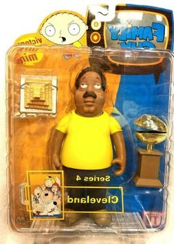 family guy series 4 cleveland action figure