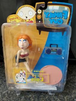 Family Guy Series 7: Bad Girl Lois. New In Box! Fox, Mezco,
