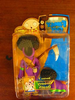 family guy series 7 groovy death action