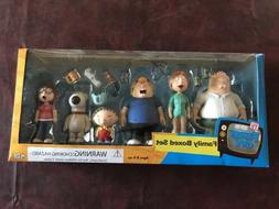 Mezco Family Guy Spencer Gifts Exclusive Family Boxed Set MI
