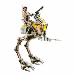 Star Wars Figure and Vehicle Clone Scout With AT-RT