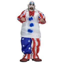 """House Of 1000 Corpses Figures - 8"""" Clothed Retro Action Capt"""