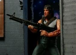 "First Blood JOHN J RAMBO  7""  Action Figure NECA Toys ""FIRST"