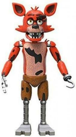 Funko Five Nights at Freddy's Articulated Foxy Action Figure