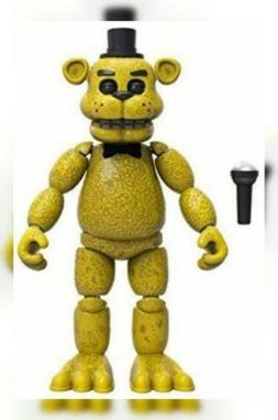 Funko Five Nights at Freddy's Articulated Golden Freddy Acti