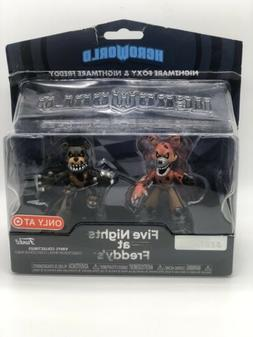 Funko Five Nights At Freddy's  HeroWorld Target Exclusive Se
