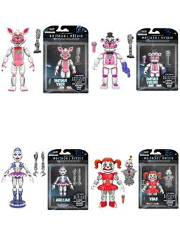 FUNKO Five Nights at Freddy's Funtime Foxy Articulated Actio