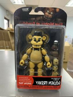 Five Nights at Freddy's Golden Freddy Action Figure  NEW