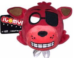 "Funko Five Nights At Freddy's MyMoji 4"" Plush Foxy - NEW NWT"