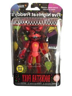 Funko Five Nights at Freddy's - Rockstar Foxy Action Figure-