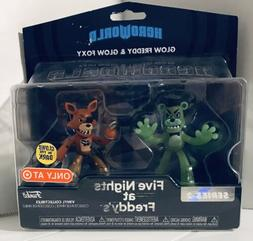 Funko Five Nights Freddy's FNAF HeroWorld Series 2 Glow In D