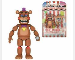 Funko Toys Five Nights Freddys Pizza Simulator Rockstar FRED