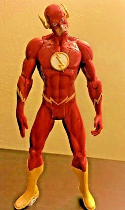 "Flash dc comics action figure 7"" loose"