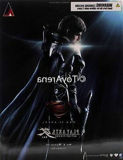 Flawed Box Superman Man of Steel Movie Faora-Ul Play Arts Ka