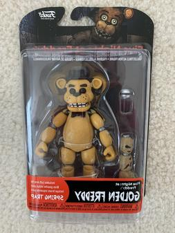 Funko FNAF Five Nights at Freddy's Golden Freddy Fazbear Act