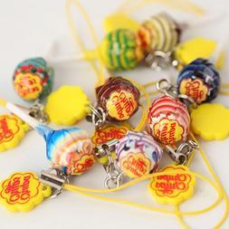 <font><b>1</b></font> piece 3.5cm mini chupa chups Lollipops