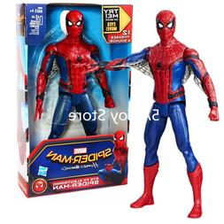 "<font><b>12</b></font>"" Spiderman <font><b>Figure</b></font>"