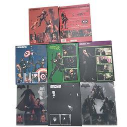 <font><b>Mezco</b></font> Marvel Super Hero One:<font><b>12<