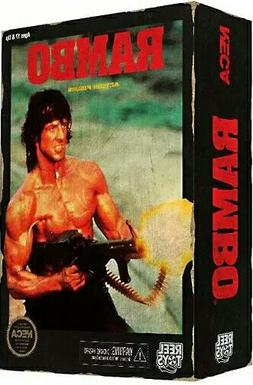 <font><b>NECA</b></font> <font><b>Rambo</b></font> First Blo