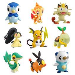 <font><b>TOMY</b></font> Pokemon Pikachu Ditto <font><b>Char
