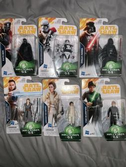 Star Wars Force Link 2.0 Lot Of 6 Action Figures Brand New T