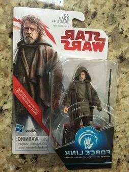 """Star Wars Force Link Exile Exiled Luke Skywalker 3.75"""" Last"""