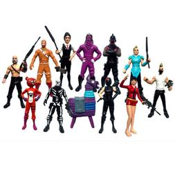 F ortnite Character Toy Game Action Figure Playset Model Gif