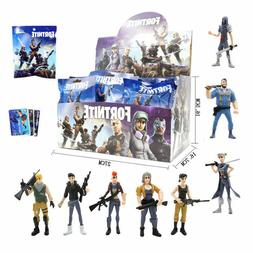 Fortnite Character Toy Series Game Action Figure Playset Mod