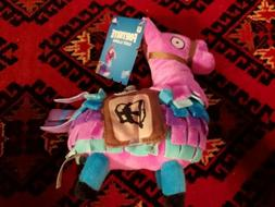 Fortnite Loot Llama Plush Toy Figure Doll Soft Stuffed  NEW