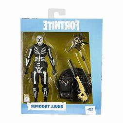FORTNITE New MCFARLANE Toys Skull Trooper Premium Action Fig