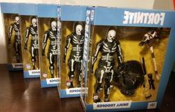 Fortnite Skull Trooper 7inch Action Figureby McFarlane IN