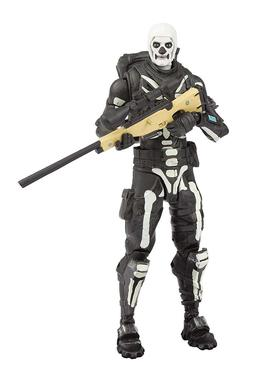Fortnite Skull Trooper 7inch Action Figure by McFarlane IN H