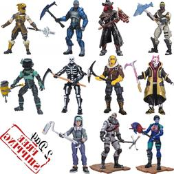 "Fortnite Solo Mode Core Action Figure 4"" Pack Many Character"