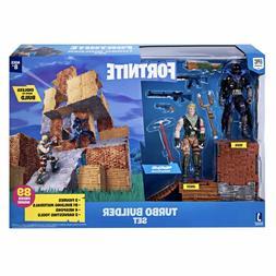 Fortnite Turbo Builder Set 2 Action Figure Pack Jonesy & Rav