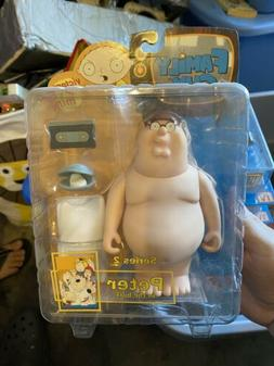 FOX Family Guy Series 2 Peter Griffin In the Buff Action Fig